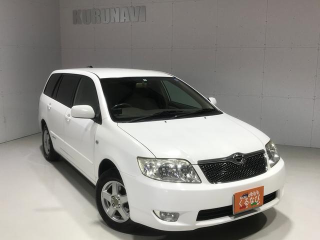 トヨタ X 4WD キーレス 純正オーディオ ETC レーダー