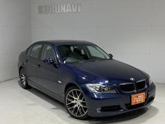 BMW320iハイラインP6速MTナビ黒革SRシートヒータ外アルミ