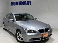 BMW525iハイラインパッケージ左ハンナビTV本革ETCドラレコ