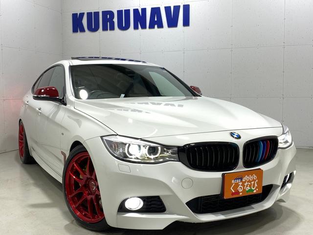 BMW 320iグランツーリスモMスポーツ純ナビSRクスコワーク19