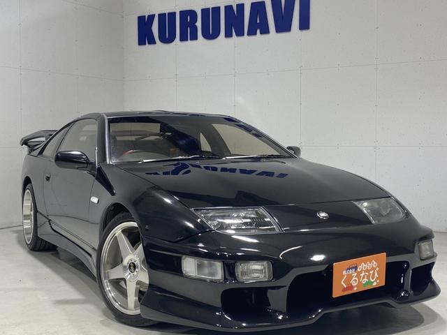 日産 300ZX5速MTモモステヴェルサイドマインズコン柿本レカロ