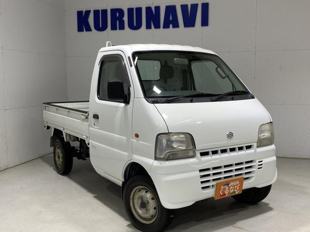 スズキ キャリイトラック キンタロウダンプ 軽トラダンプ 5速マニュアル 4WD 荷台ダンプ ラジオ デフロック