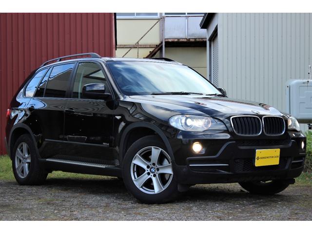 BMW X5 3.0si BMW X5 3.0Si 4WD キセノンライト レザーシート サンルーフ クルーズコントロール ETC シートヒーター