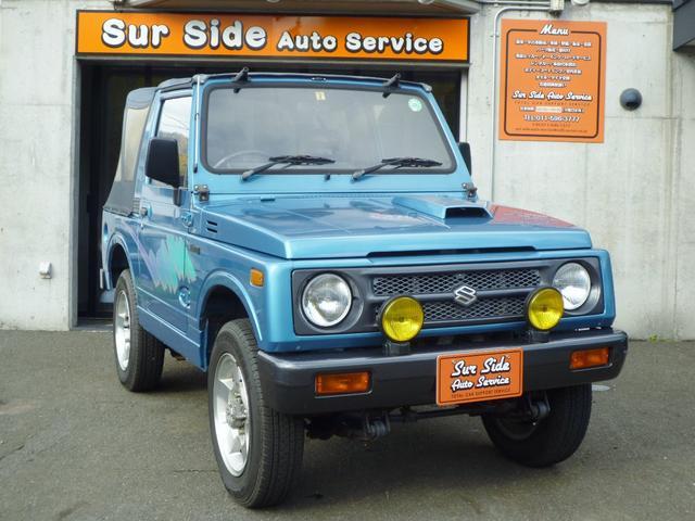 スズキ バン660フルメタルドアCC 4WD ワンオーナー 本州仕入