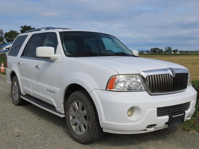 「リンカーン」「リンカーンナビゲーター」「SUV・クロカン」「北海道」の中古車