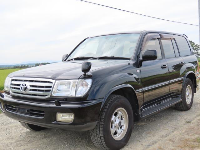 トヨタ VXリミテッド 4WD 貨物登録