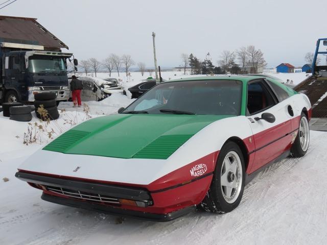 ポンテアックフィエロ(輸入車その他) フェラーリ308レプリカ イタリアカラー 24000マイル 中古車画像