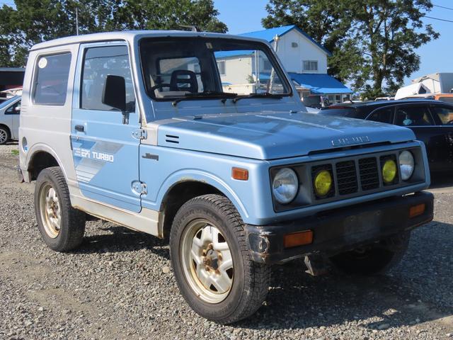 ジムニー(スズキ)  2スト 4WD 中古車画像