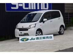 ムーヴX SA 4WD エコアイドル プッシュスタート