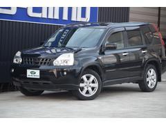 エクストレイル20X 4WD インテリキー/カプロンシート/シートヒーター