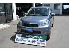 ラッシュX 4WD