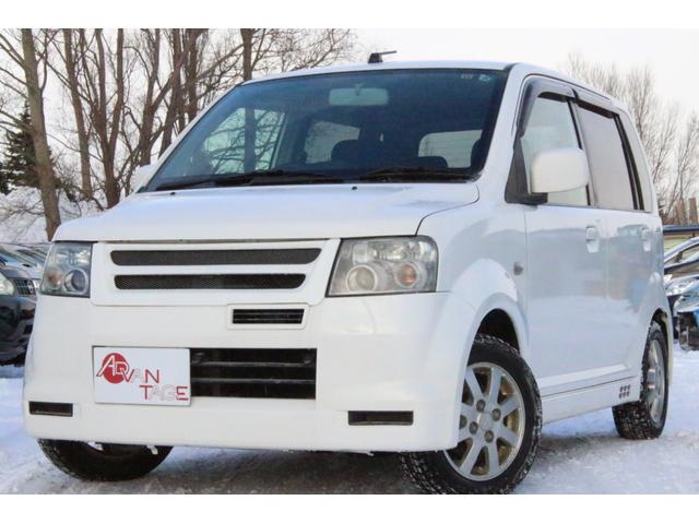 三菱 R 4WD 車検整備付・ナビ・夏冬タイヤ付き