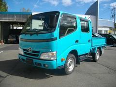 ダイナトラックWキャブロングシングルジャストロ DT 4WD
