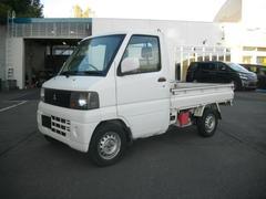 ミニキャブトラックVタイプ エアコン付 4WD