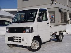 ミニキャブトラックVタイプ 4WD ACなし