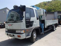 レンジャータダノ3段クレーン付 最大積載量3000kg