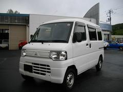 ミニキャブバンCDハイルーフ 4WD AC AT車