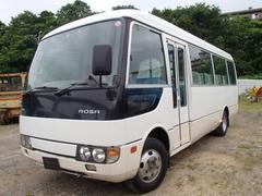 ローザマイクロバス 29人乗り 4WD 全塗装済
