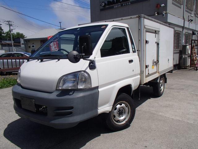 トヨタ 1.8 冷蔵冷凍車 4WD -7℃
