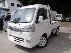 ハイゼットトラックジャンボ 三方開 4WD ドラレコ
