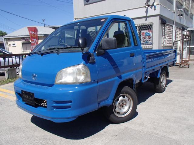 トヨタ シングルジャストローDX三開方 4WD 最大積載量750kg