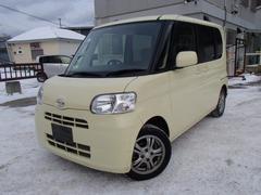 タントL 4WD 寒冷地仕様 CD