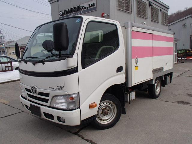 トヨタ 中温冷凍車 4WD ETC