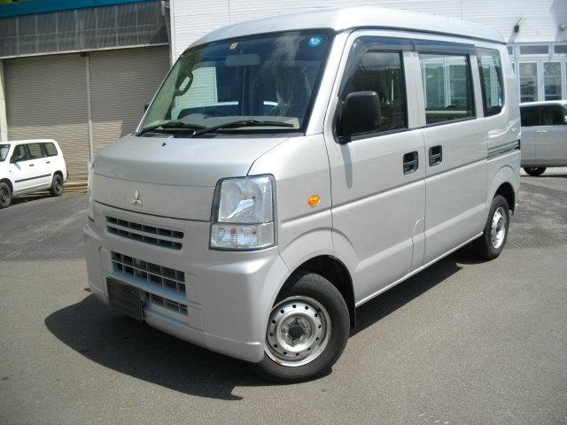 三菱 Mハイルーフ 4WD 5MT AC