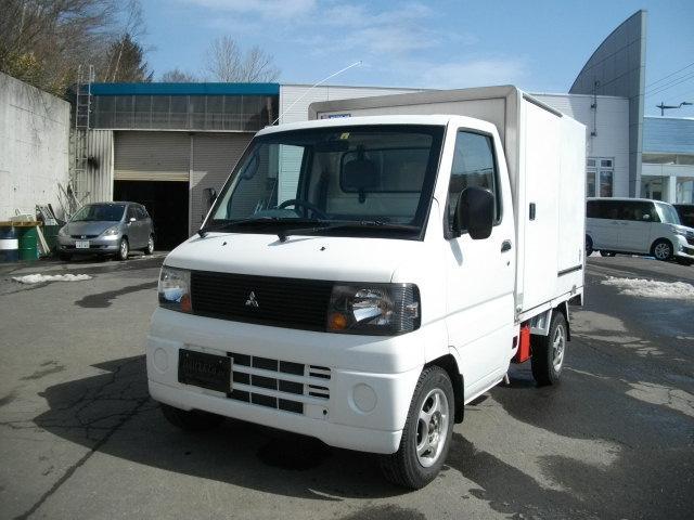 三菱 中温冷凍車 -5度〜+25度 4WD ETC