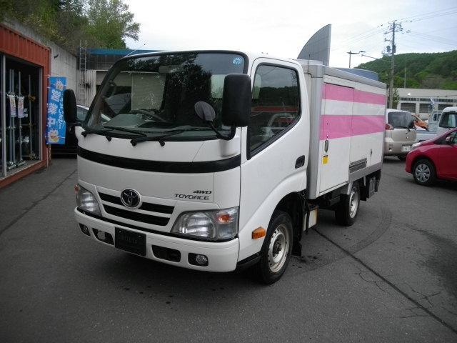 トヨタ 中温冷凍 4WD ETC -7度ー+35度