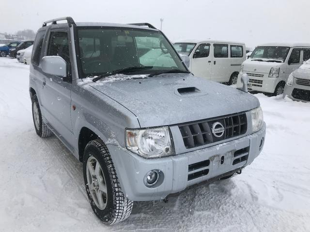日産 RX  4WD  1年保証付き