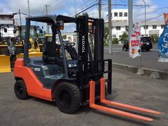 日本トヨタ フォークリフト 2.5t 8FD25