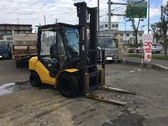 日本中古 コマツ フォークリフト FD30T−17