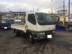 キャンターガッツ中古 平ボディー1.5t 4WD