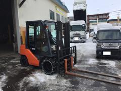 日本トヨタ 中古 フォークリフト 8FD25