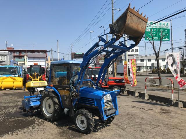 イセキ 中古 トラクター TF21F