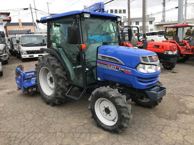 イセキ 中古 トラクター AKT340-UCY