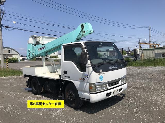 いすゞ 中古 高所作業車 アイチ10m