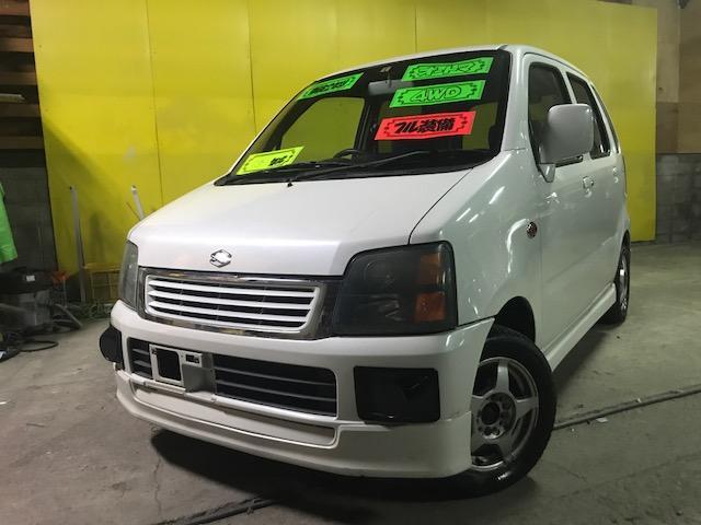 スズキ FMエアロ AT 4WD キーレス
