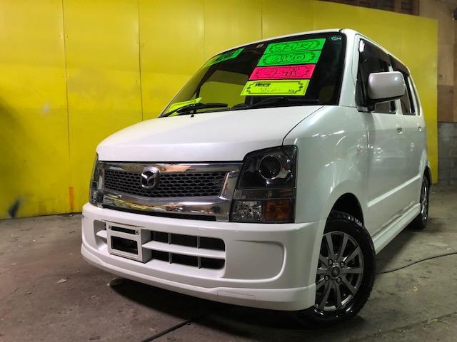 マツダ FT-Sスペシャル AT 4WD HID社外ナビTVエンスタ