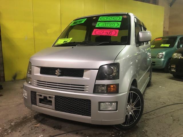 スズキ RR-DI AT 4WD キーレス