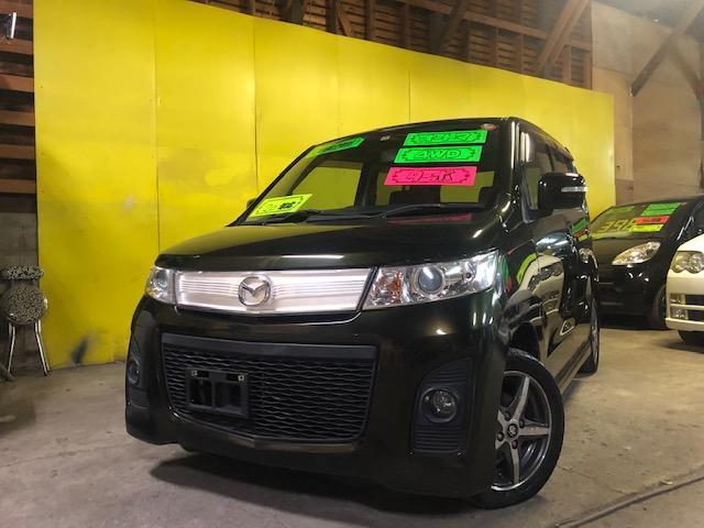 マツダ カスタムスタイル AT 4WD TB キーレス
