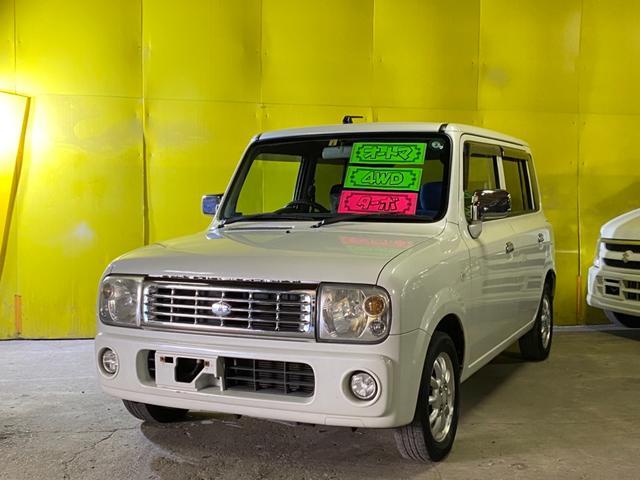 スズキ ターボ AT 4WD ターボ キーレス
