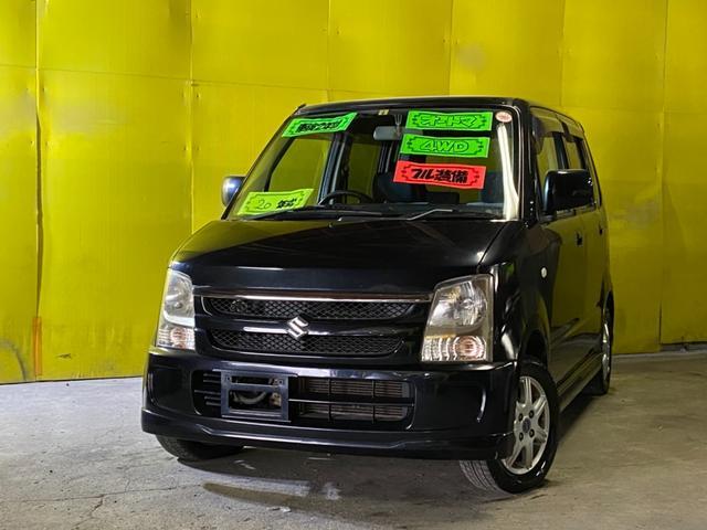 スズキ FX-Sリミテッド AT 4WD スマートキー