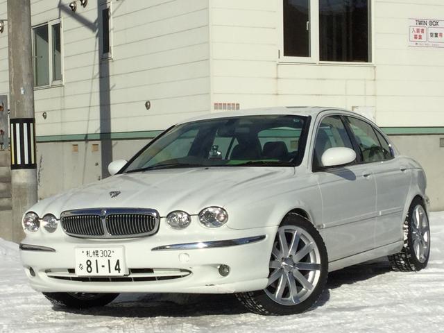 ジャガー 2.5 V6   新品18アルミ   新品ローサス組み込み