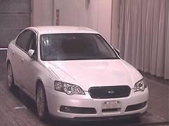 レガシィB43.0R 4WD 道内不使用