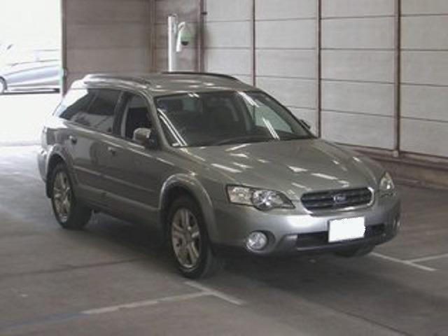 スバル 2.5i Sスタイル 1年距離無保証付 道内不使用 4WD