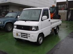 ミニキャブトラックVX 4WD 5MT パワステ