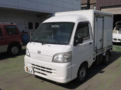 ハイゼットトラック4WD 冷蔵冷凍機