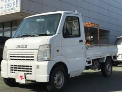 キャリイトラックKC・4WD・パワステ付